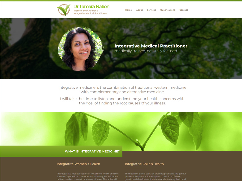 Bench Studios » Dr Tamara Nation